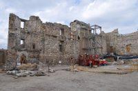 Restauración Castillo de Puñón Rostro