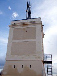 Restauración de torres de telégrafo óptico