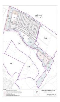Proyecto de Reparcelación del Sector 8 El Fandango de Fresno de Torote