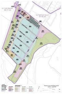 Proyecto de Reparcelación del Sector 1 Los Cirates, Fresno de Torote